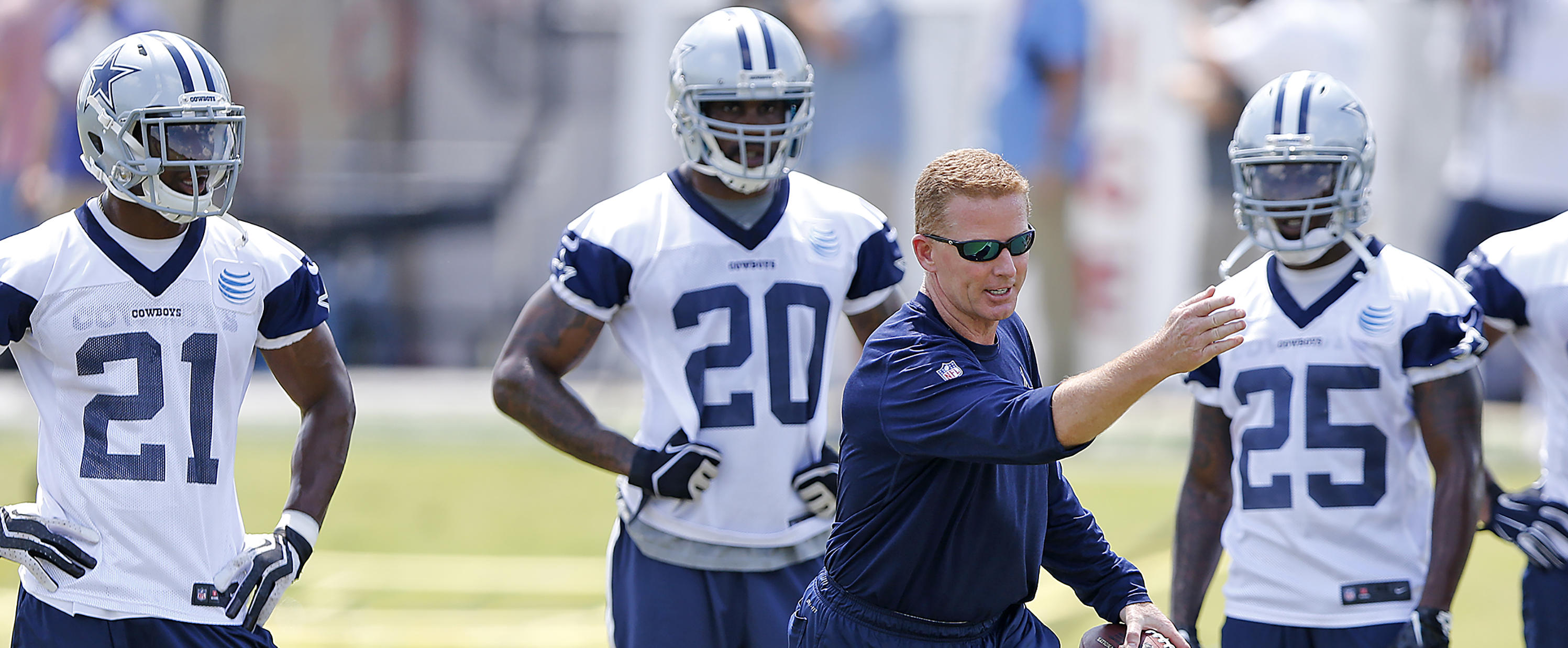 Cowboys Blog - Arrogant Offseason Leads To Week 7 Running Back Change For Cowboys 1