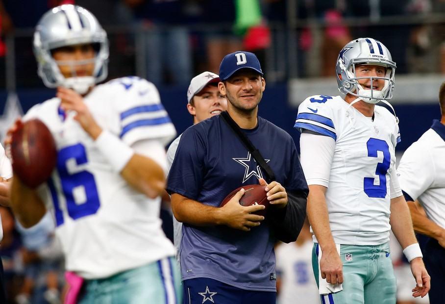Cowboys Blog - Cowboys Considering QB Change During Bye Week