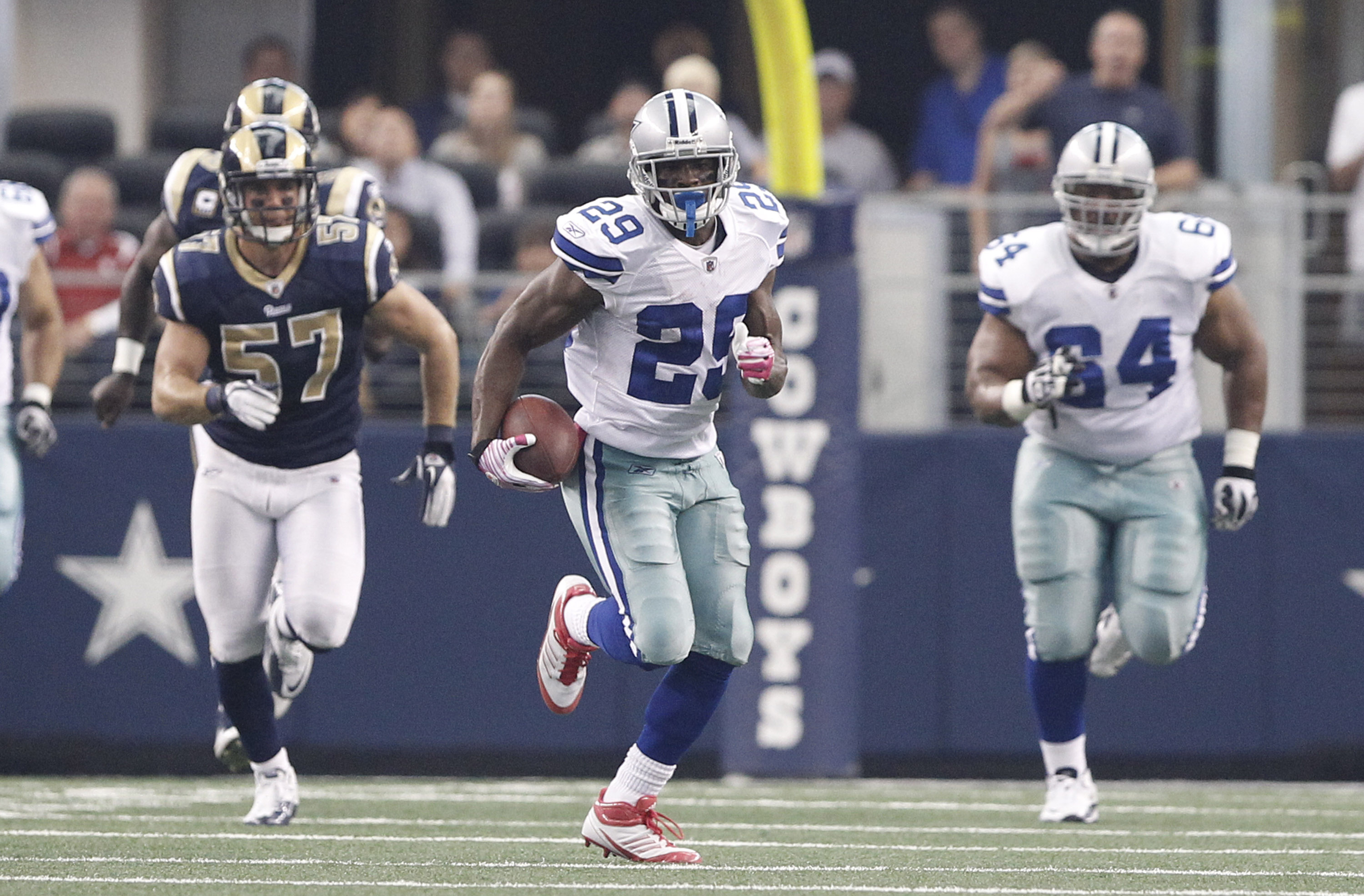 Cowboys Blog - Cowboys Miss DeMarco Murray's Second Half Strength