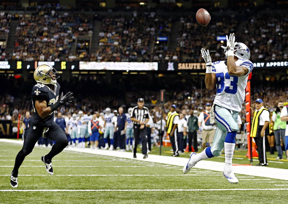 Cowboys Blog - Cowboys Vs Saints: A Look Back In History