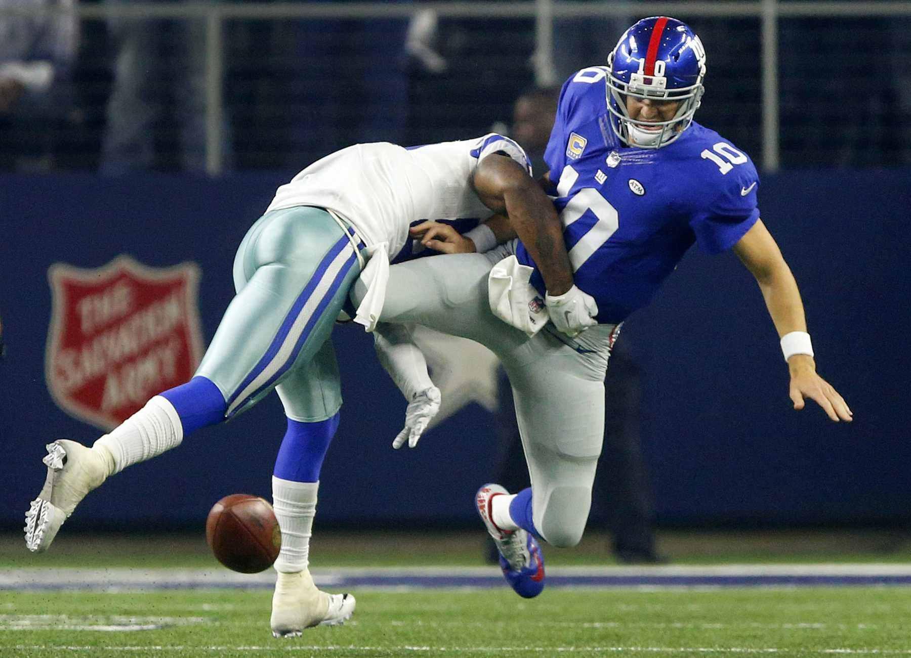 Cowboys Blog - Dallas Cowboys At New York Giants: 5 Bold Predictions