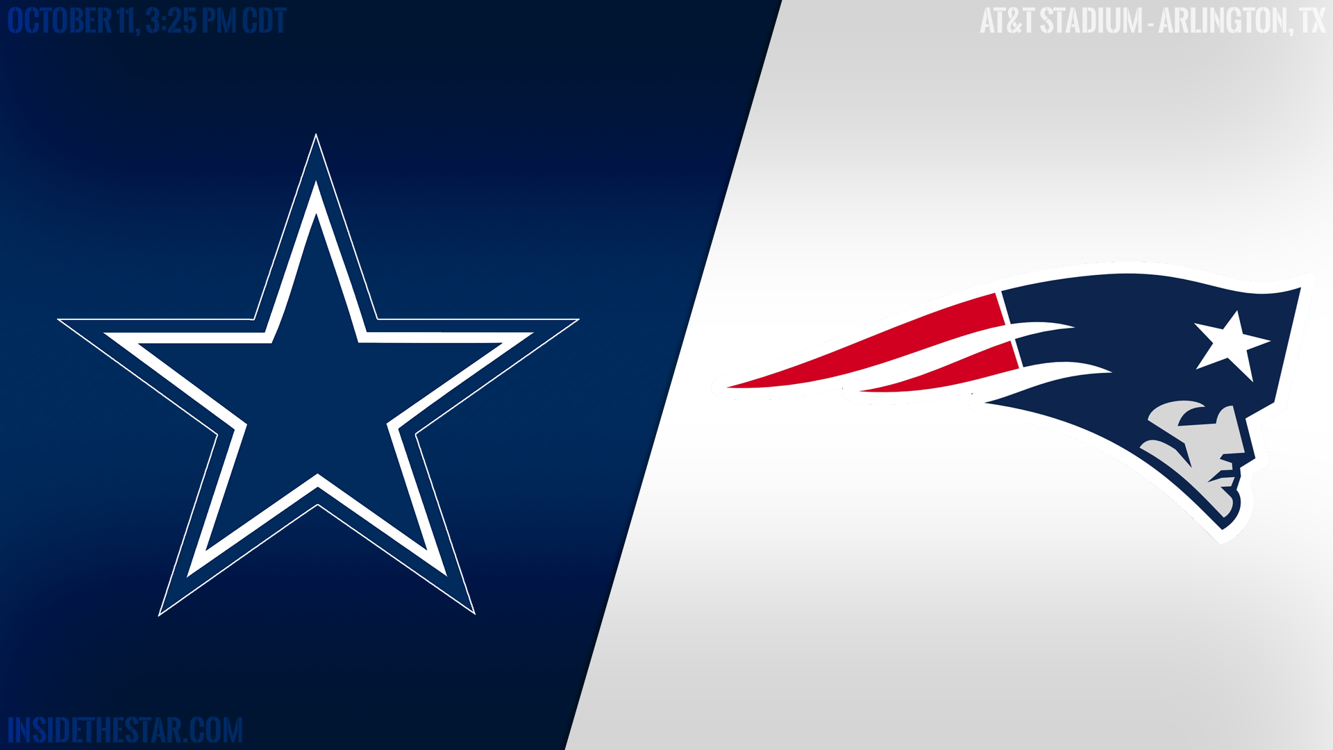 Cowboys Blog - Dallas Cowboys Vs. New England Patriots: 5 Bold Predictions 1