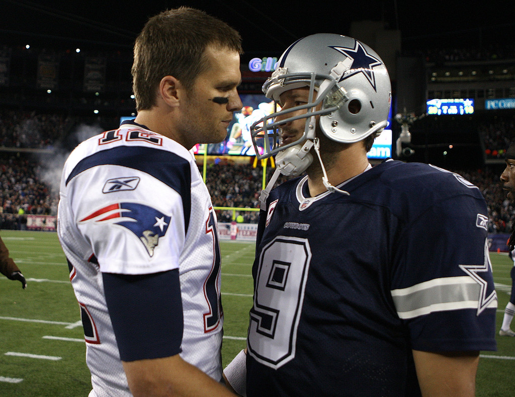 Cowboys Blog - Dallas Cowboys Vs. New England Patriots: A Series History