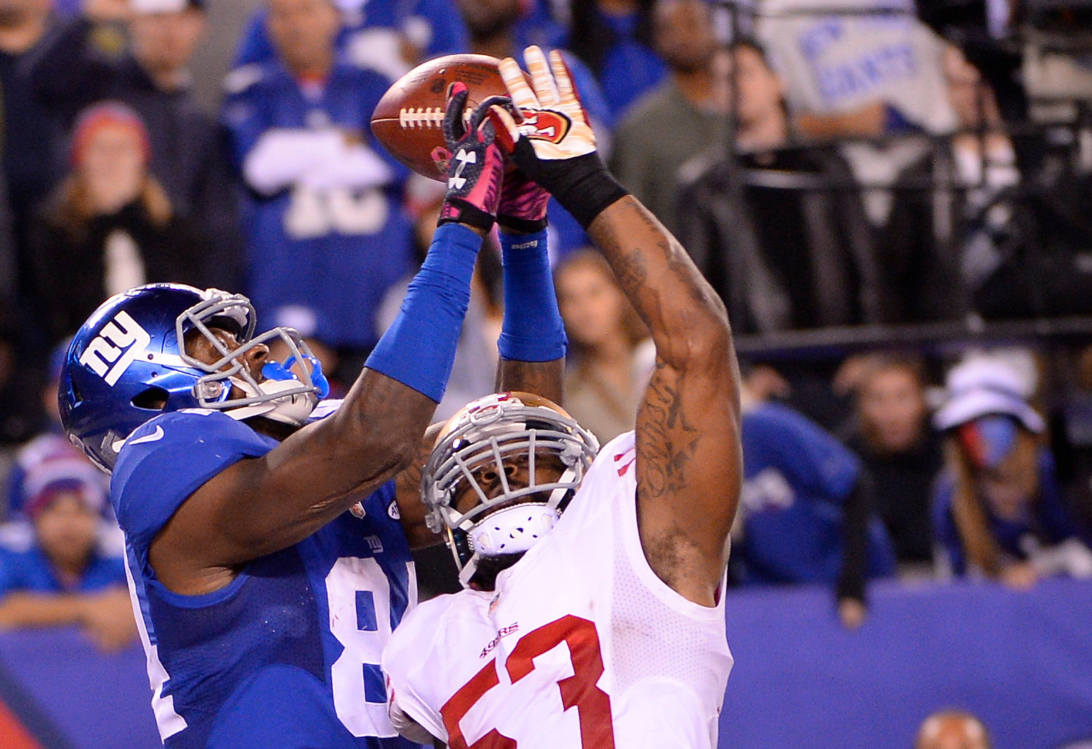 NFC East Blog - New York Giants Top NFC East After 5 Weeks