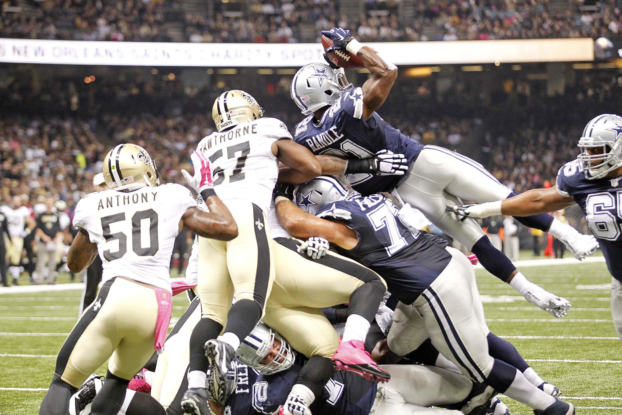 Cowboys Blog - Offense Not Quite Offensive Enough
