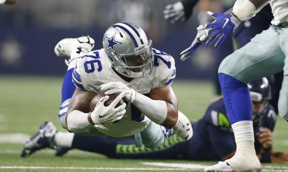 Cowboys Blog - Big Moments From Cowboys/Seahawks 3