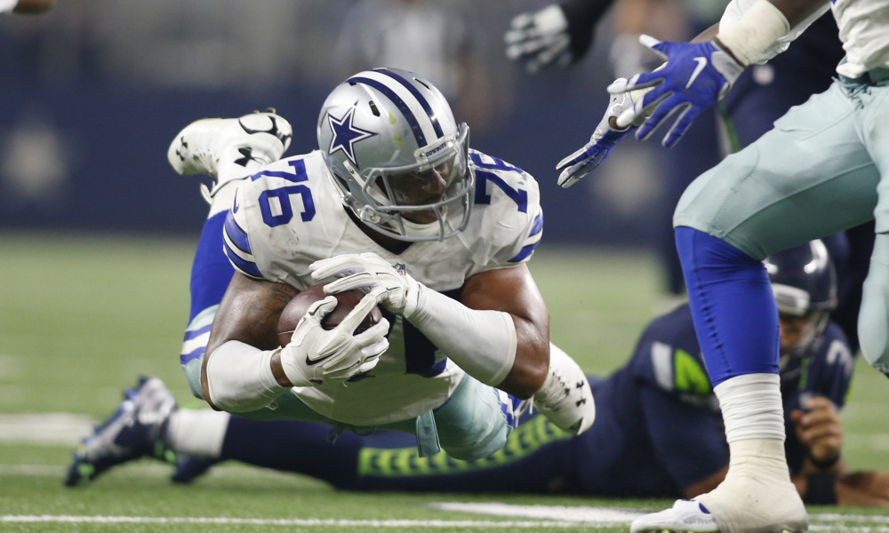Cowboys Blog - Cowboys and Giants Week 8 Losses Keep NFC East Wide Open 1