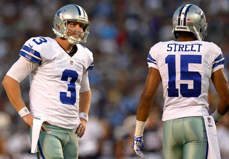 Cowboys Blog - Cowboys' Job Security: QB, WR, TE