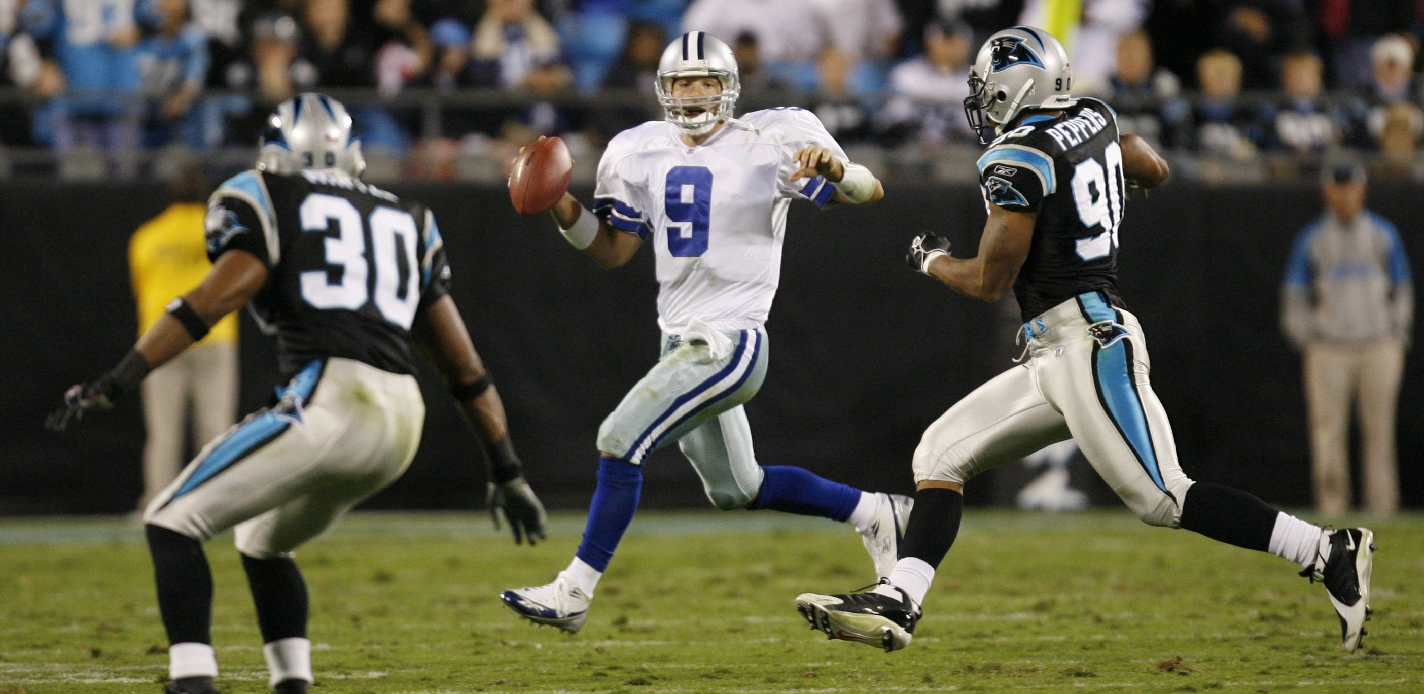 Cowboys Blog - Dallas Cowboys Vs Carolina Panthers: TV, Live Stream, Tickets