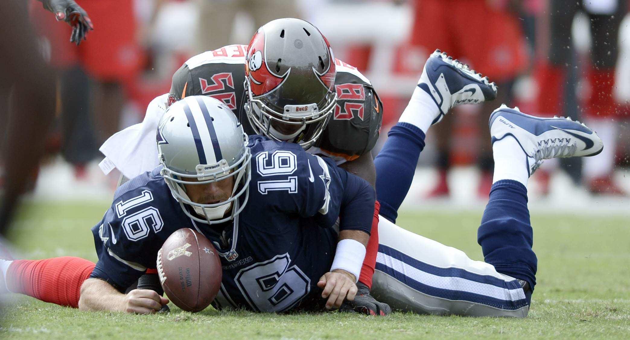 Cowboys Blog - Grading the Bucs Game