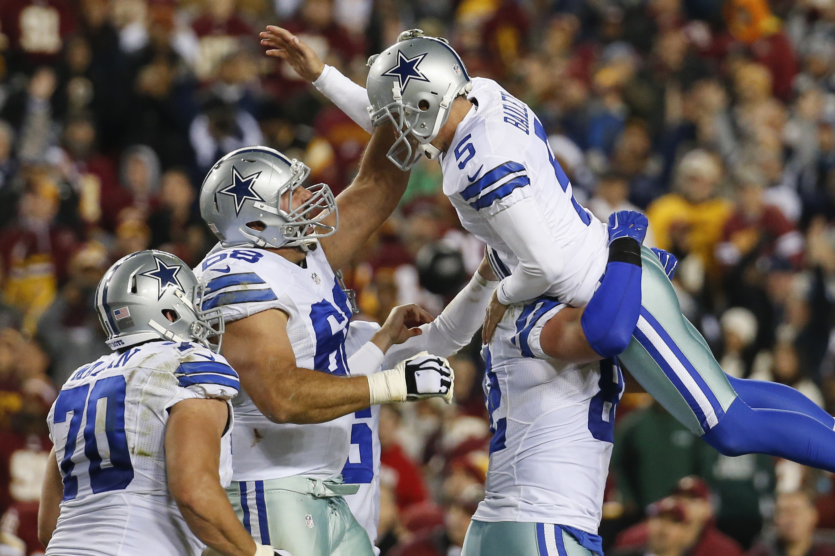 Cowboys Blog - 5 Thoughts On The Redskins Following Film Review