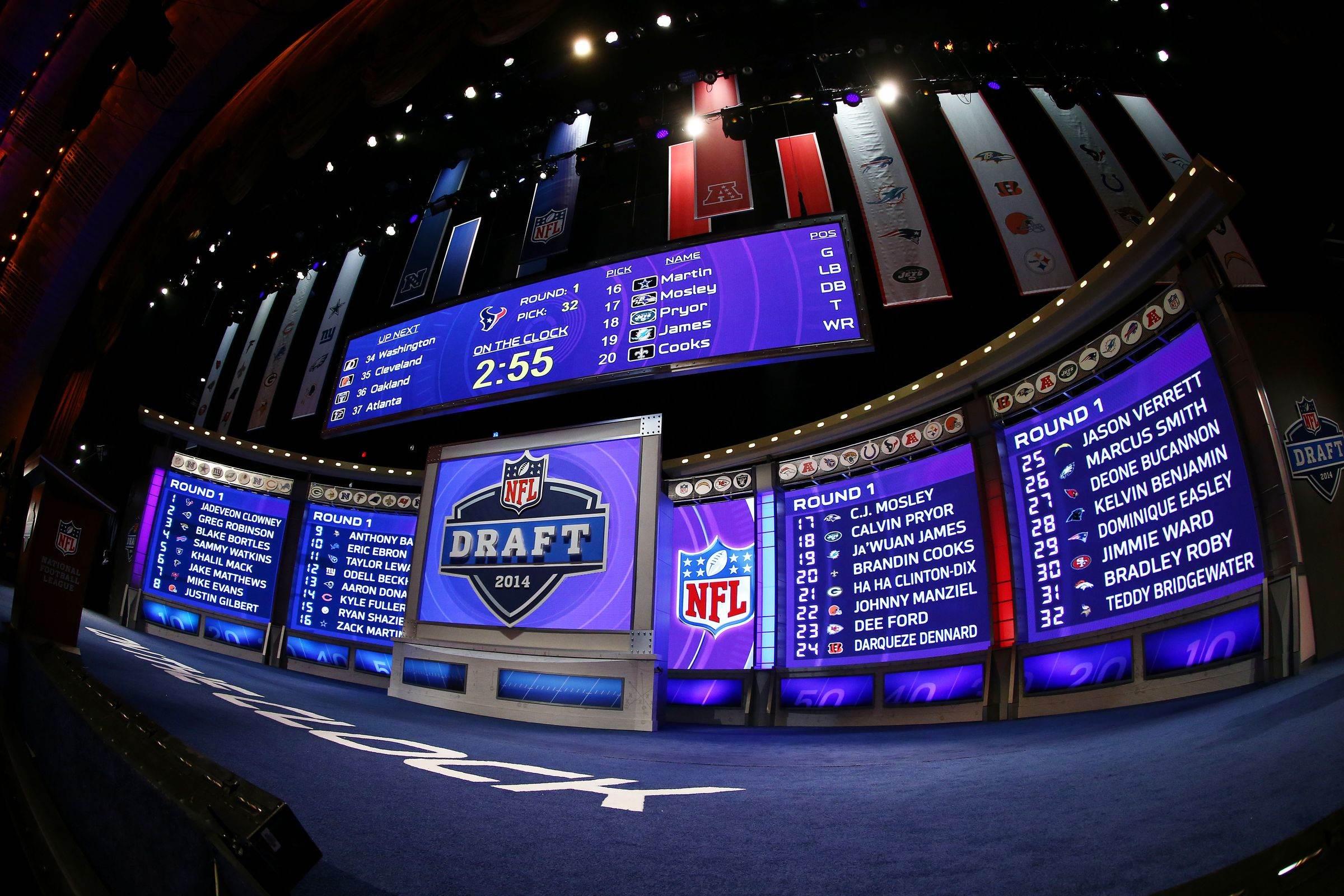 Draft Blog - Cowboys 2016 Draft Order: Week 13 Update