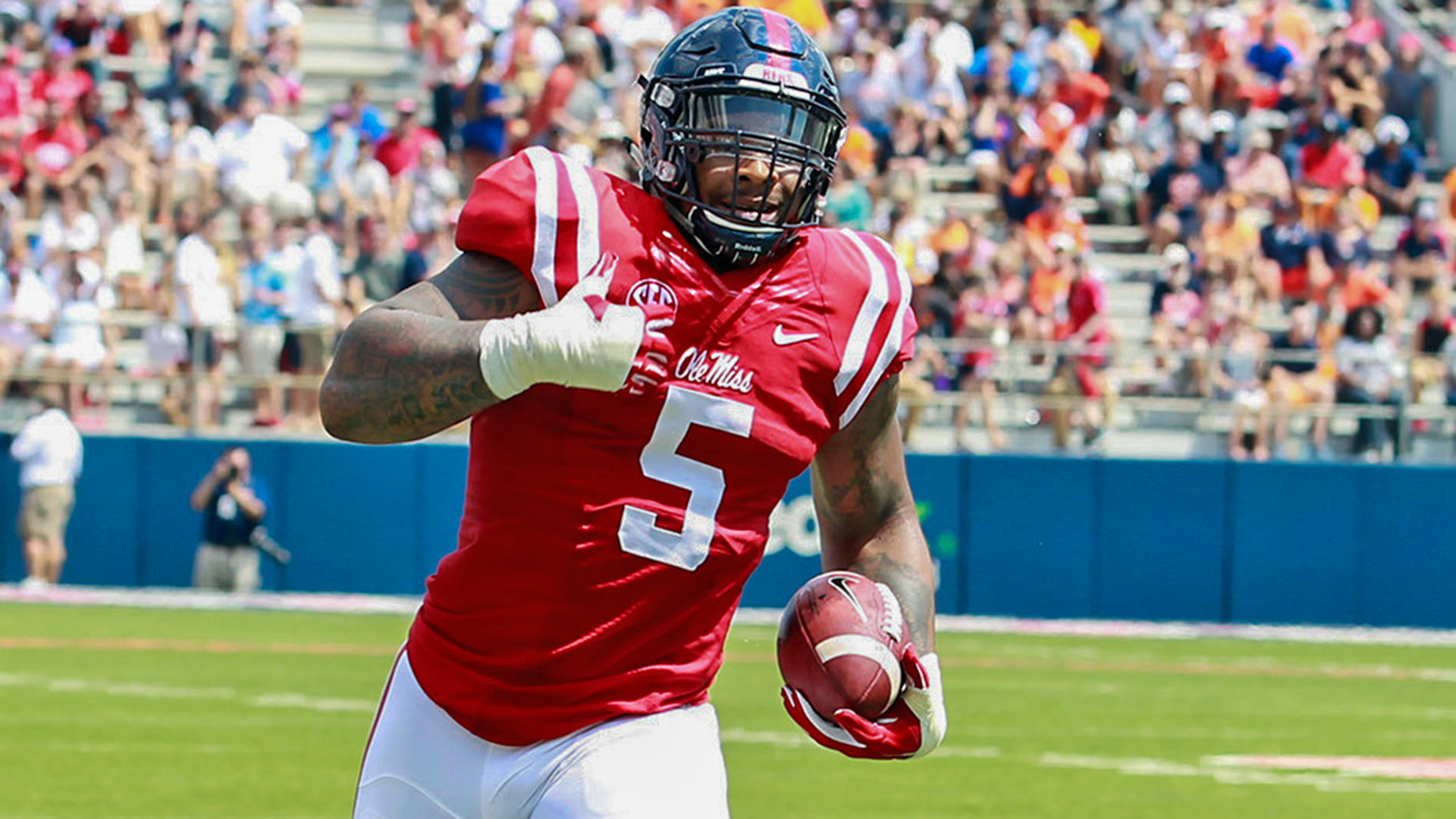 Draft Blog - Dallas Cowboys 2016 NFL Draft Target: DT Robert Nkemdiche