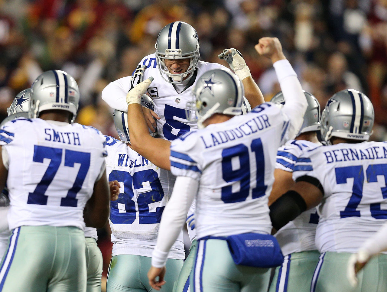 Cowboys Blog - Dallas Cowboys Defense And Special Teams Dominates In Win Over Redskins 5