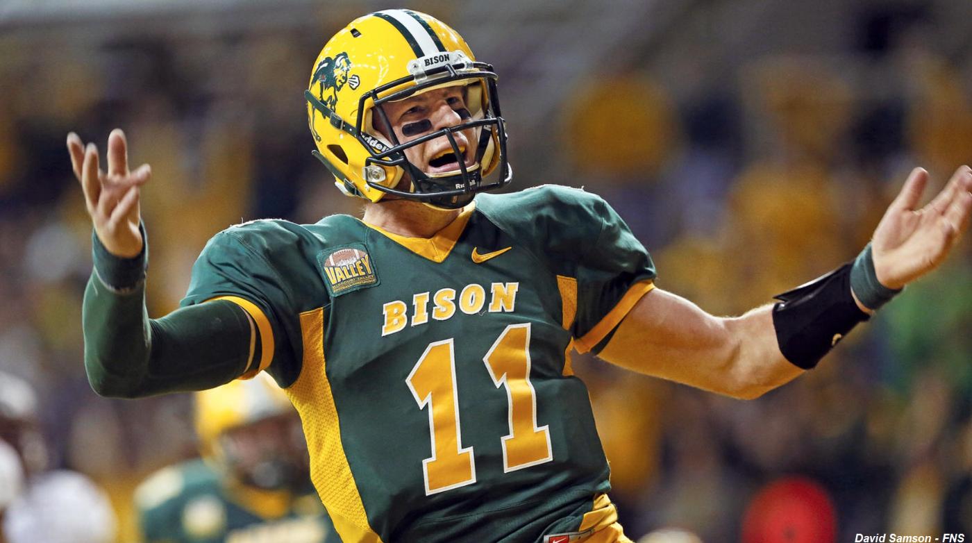 Cowboys Blog - Dallas Cowboys Draft: Carson Wentz Film Review