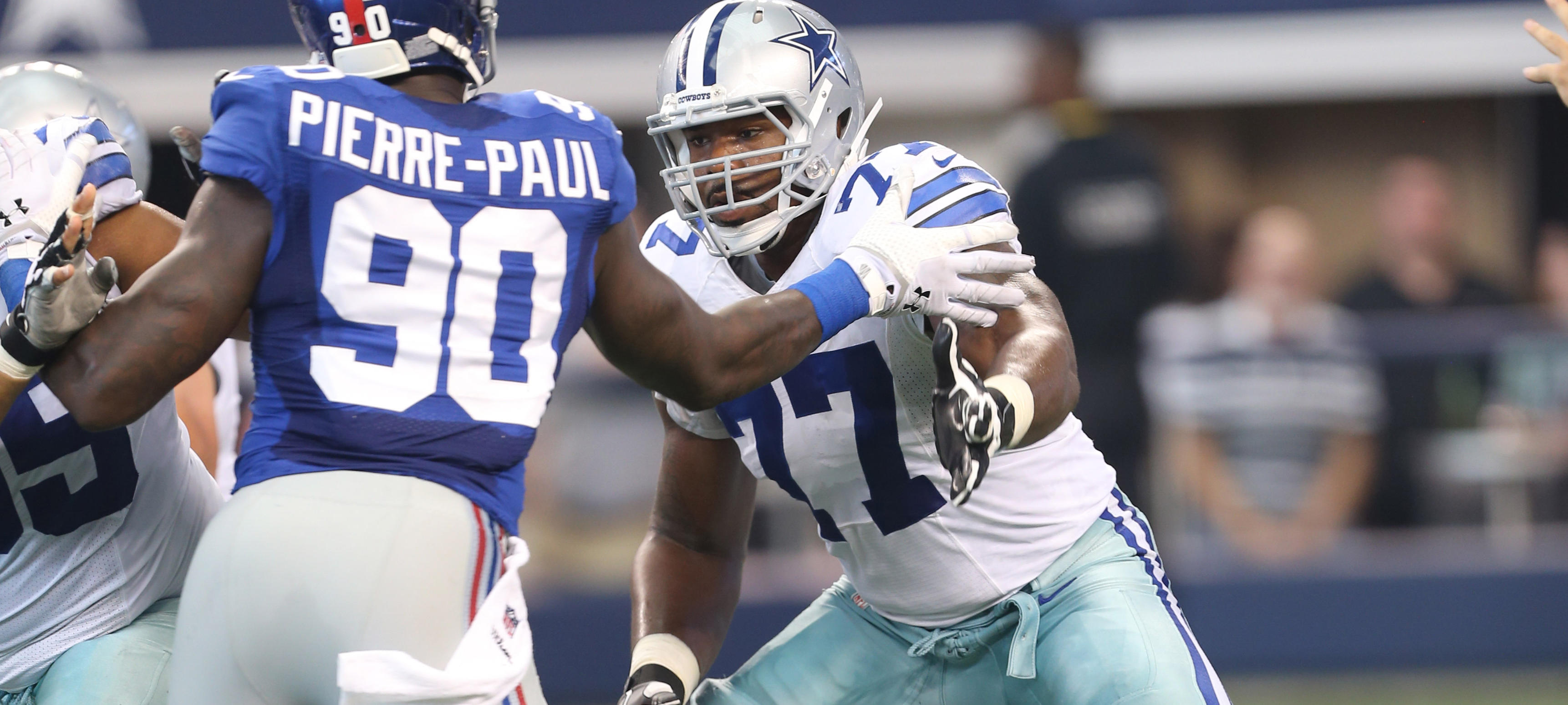 Cowboys Blog - NFC East Free Agency: Key New York Giants Players 1