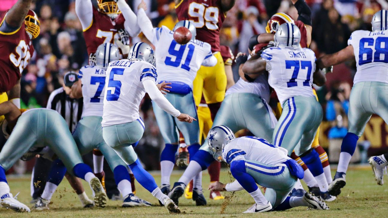 Cowboys Blog - Top Performers From Cowboys Victory Over Redskins 4