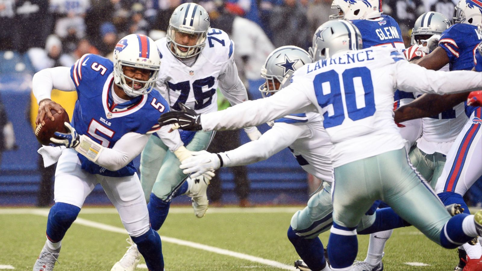 Cowboys Blog - Week 16 Players of the Week, Another Cowboys Loss 1