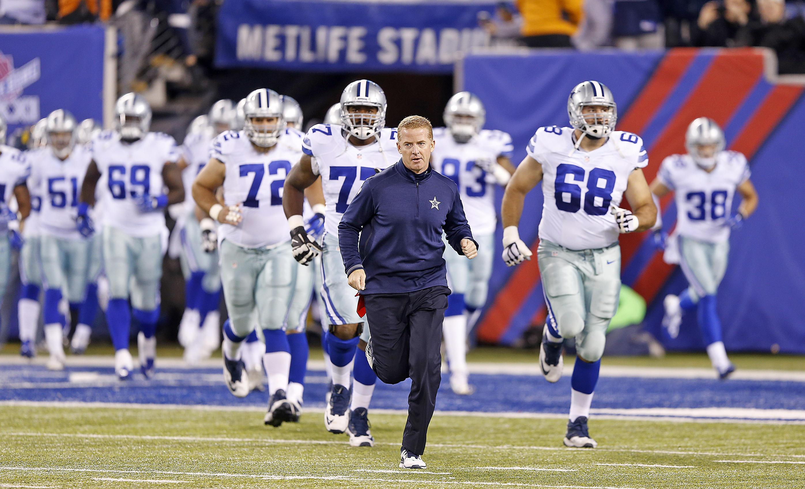 Cowboys Blog - Dallas Cowboys Offensive Line Grades As League's Best 3