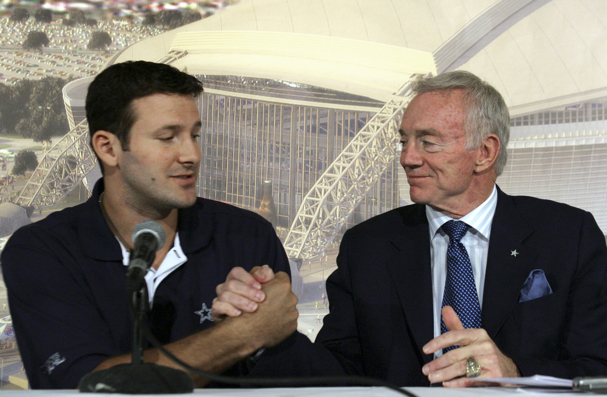 "Cowboys Blog - Jerry Jones on 2016 Draft: ""There's No Have-To Here"" At QB 1"