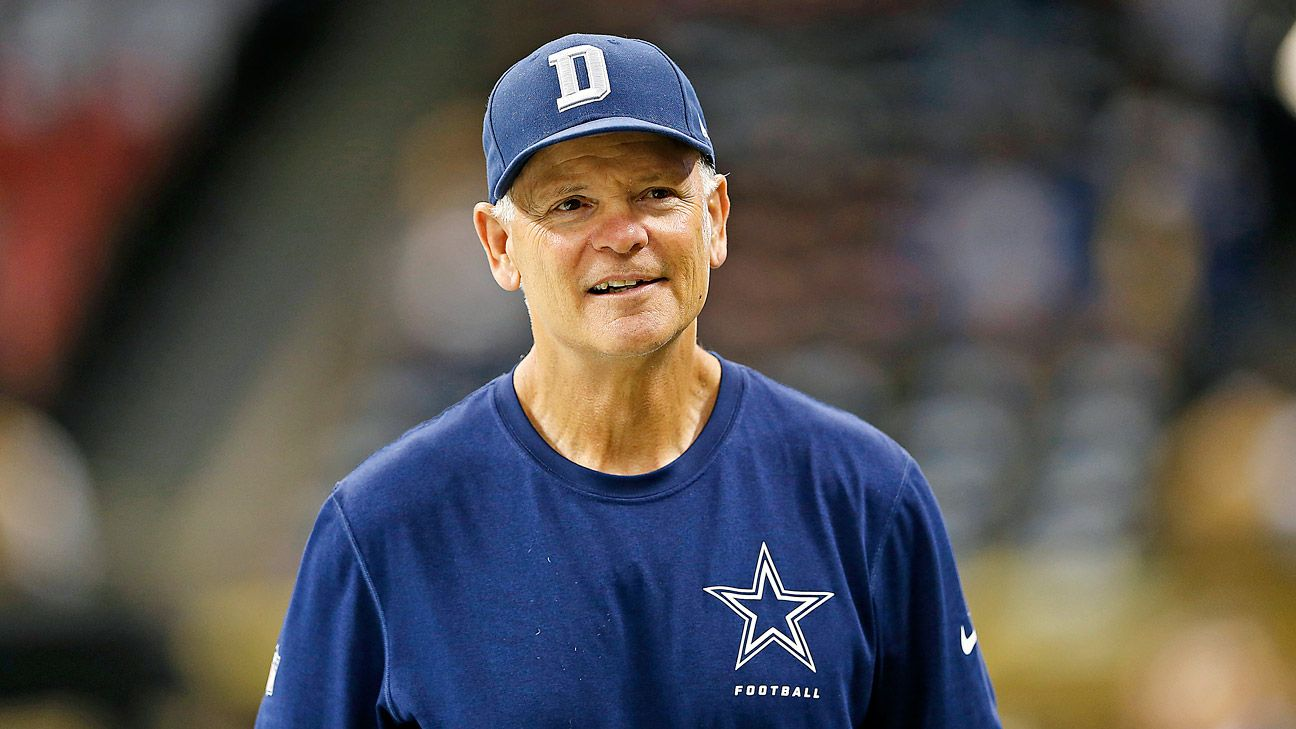 Cowboys Blog - Dallas Cowboys Interview Gill Byrd For Coaching Vacancy