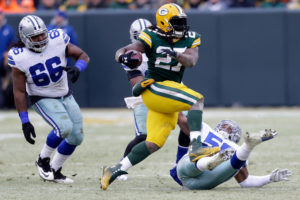 Cowboys Blog - Does Eddie Lacy Own The Dallas Cowboys? 2