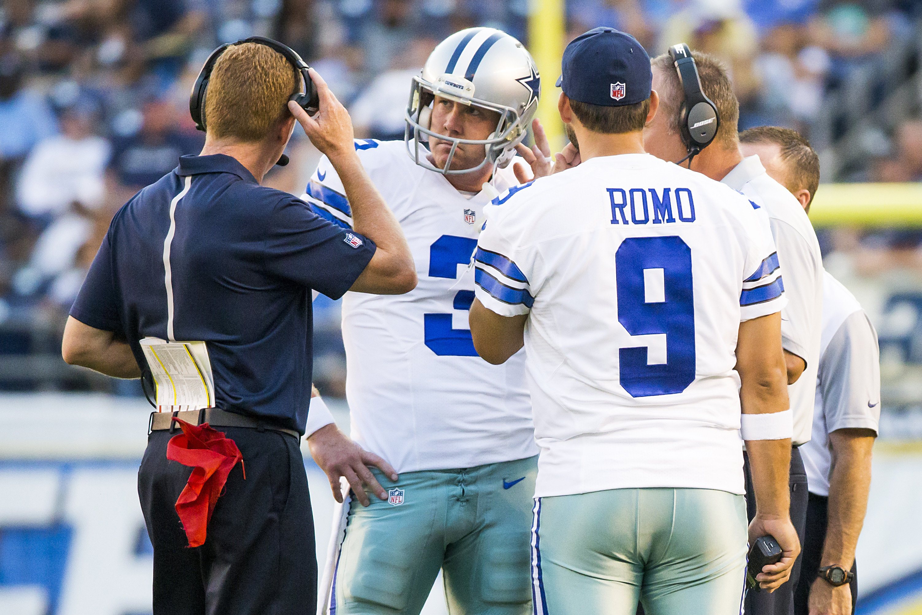 """Cowboys Blog - Mike Fisher: For Cowboys QB Plans, """"You Need to Look Under Every Rock"""""""