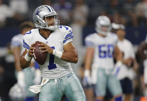 Cowboys Blog - NFL Discussing Three-Game Preseason