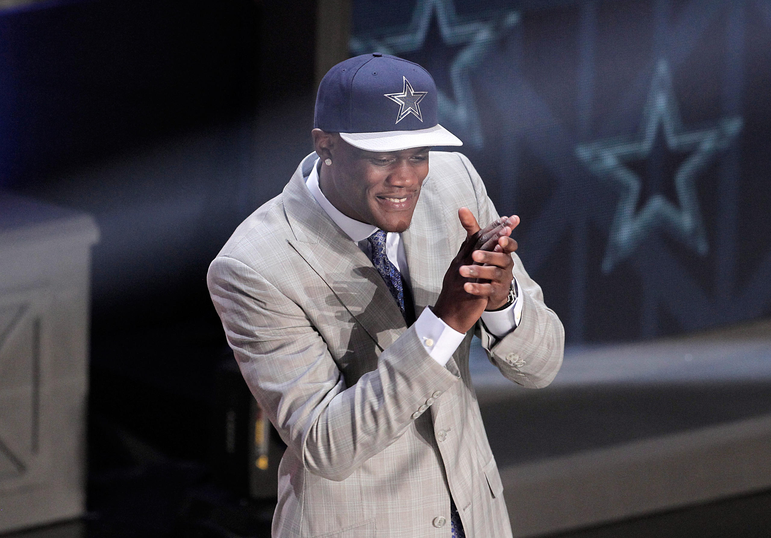 Cowboys Blog - Randy Gregory, I am Disappointed. Plain and Simple 4