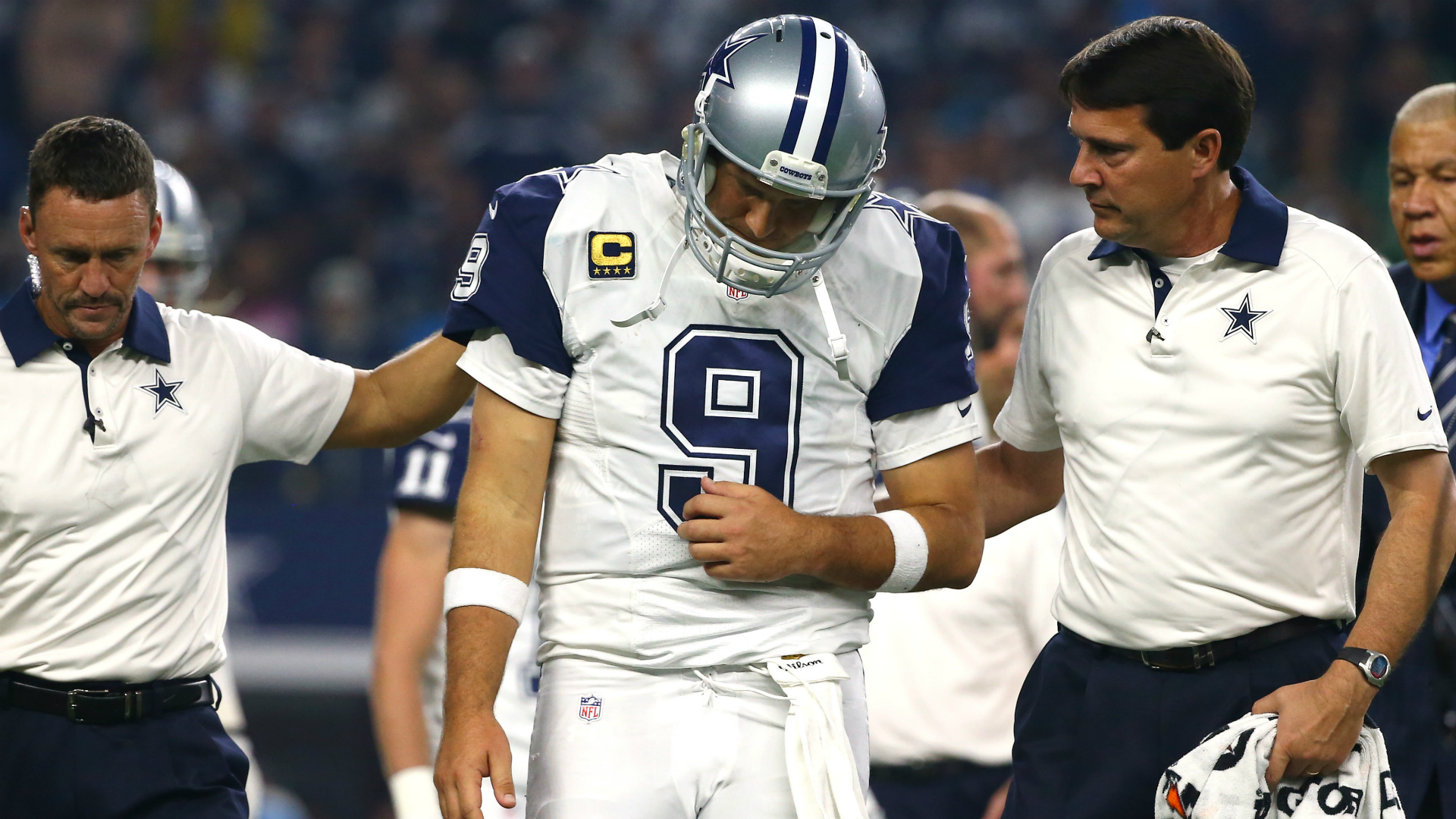 Cowboys Headlines - Once And For All: Romo To Address Collarbone 1