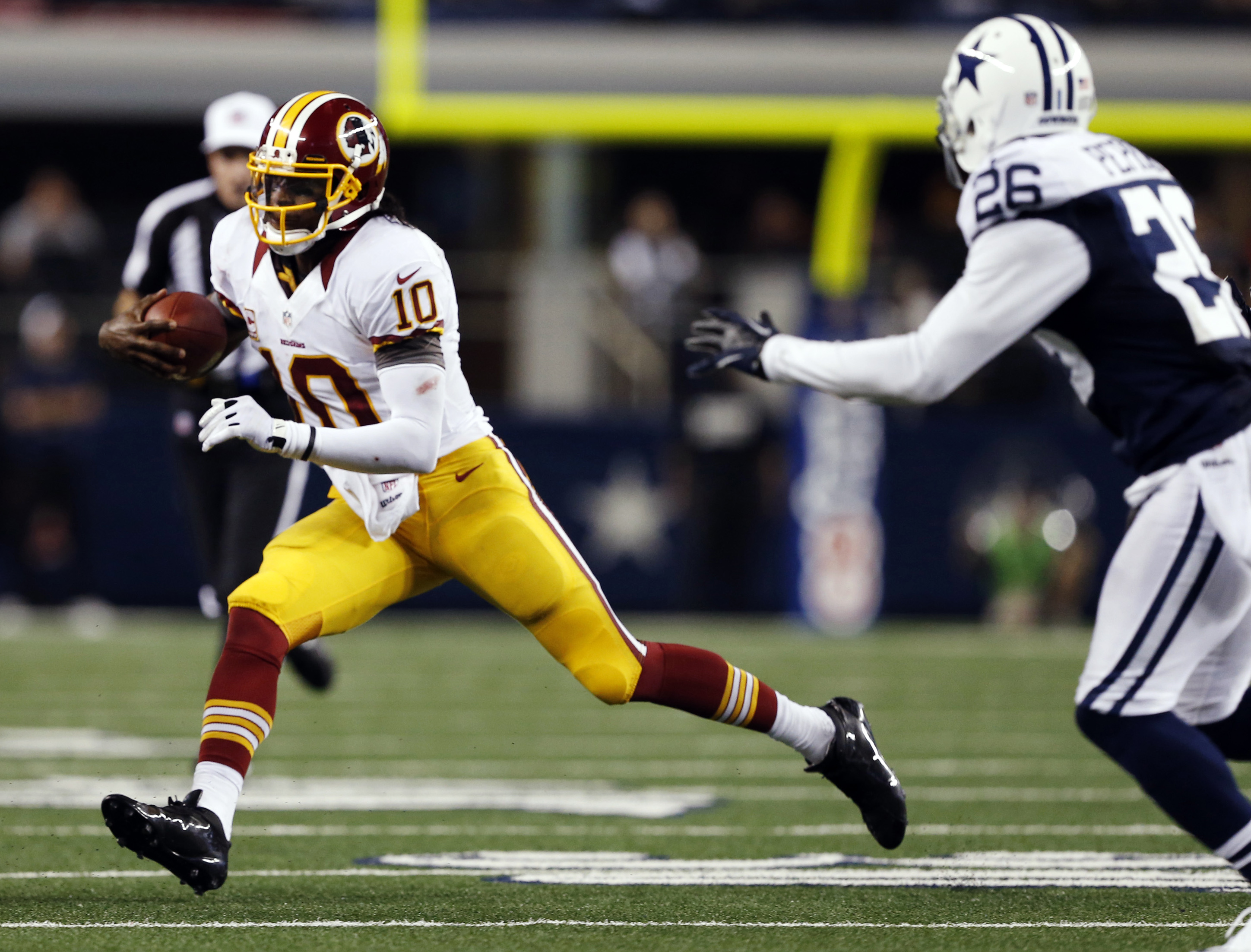 Cowboys Headlines - Washington Redskins Officially Release Robert Griffin III