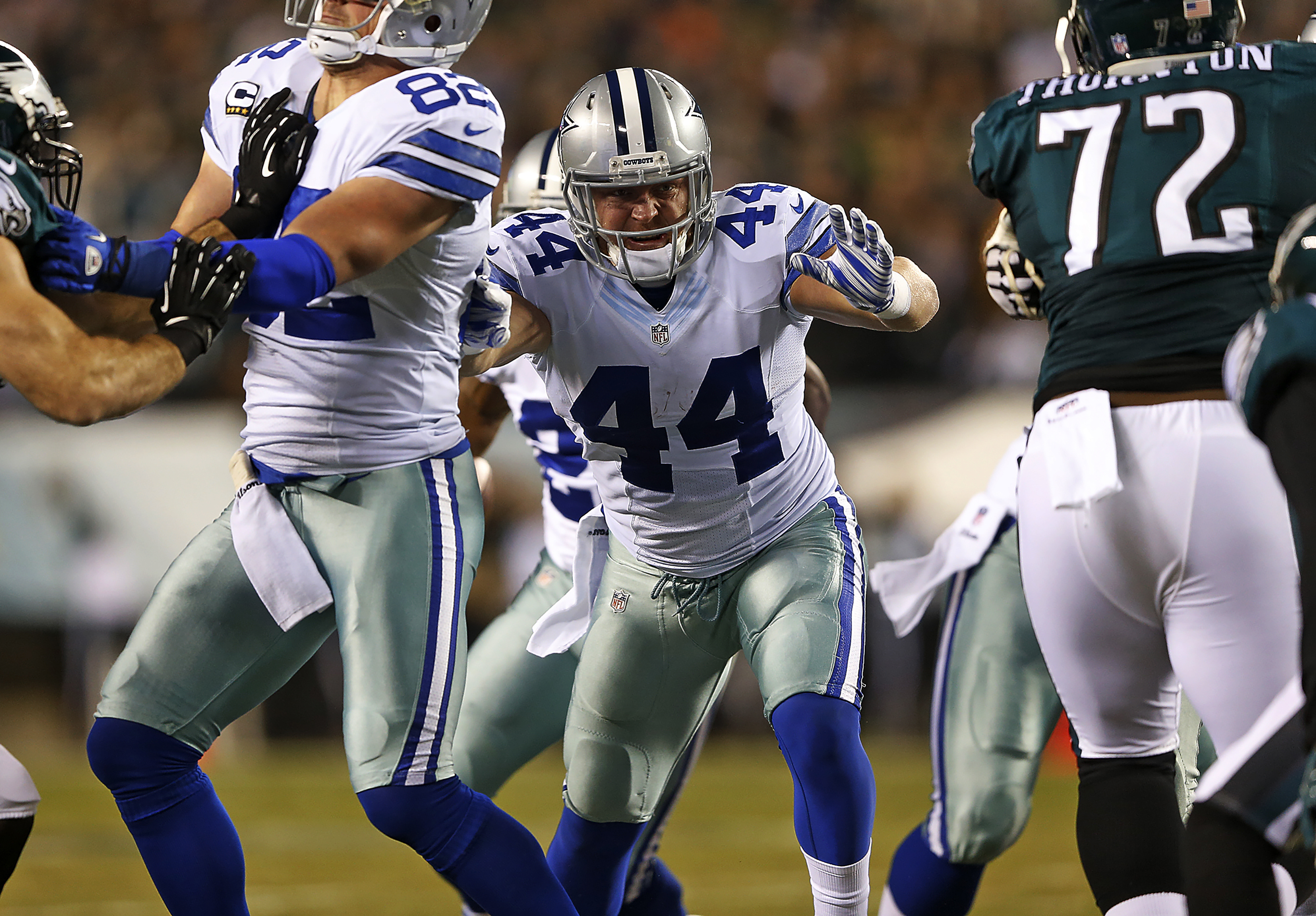 Cowboys Headlines - What is Dallas' Future at Fullback?