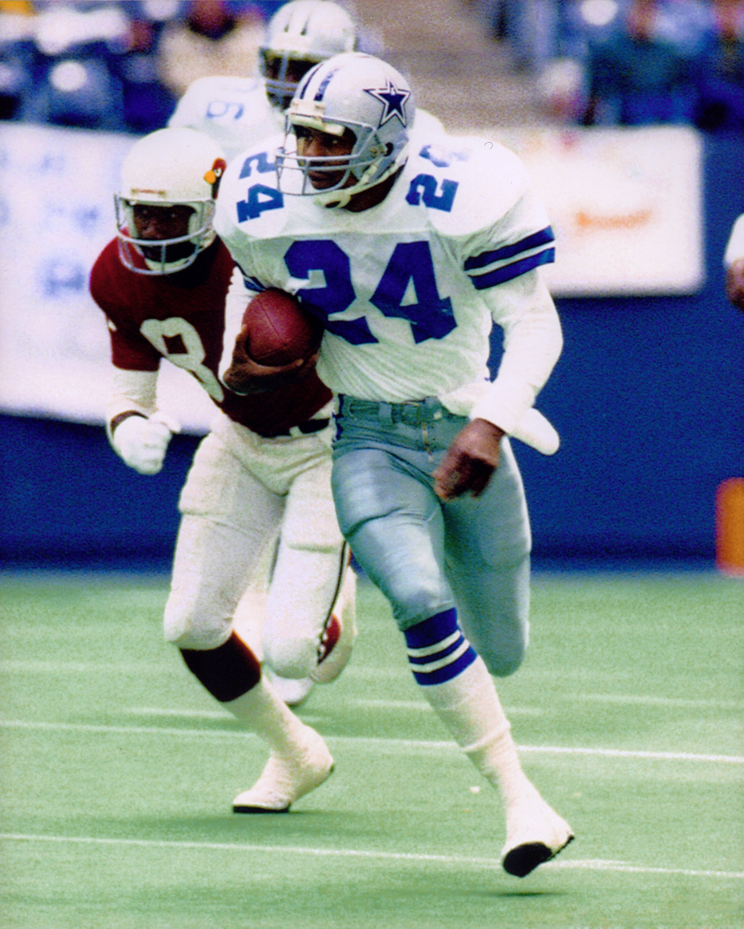 Cowboys Draft - Beyond the Clock: Undrafted Wonder, Everson Walls