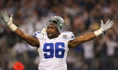 Cowboys Headlines - Cowboys on the Clock: Marcus Spears, #20 Overall 1