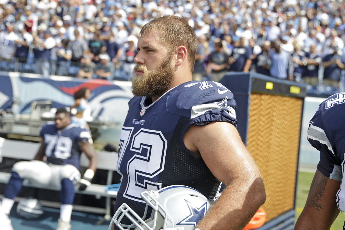 Travis Frederick is now the NFL s highest paid center