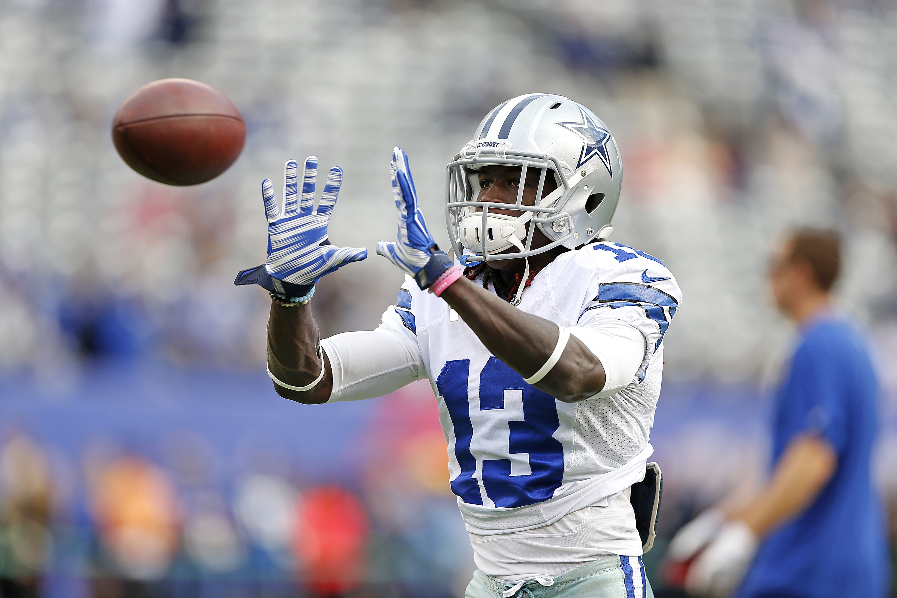 Cowboys Headlines - 2016 Breakout Candidates: Lucky Whitehead