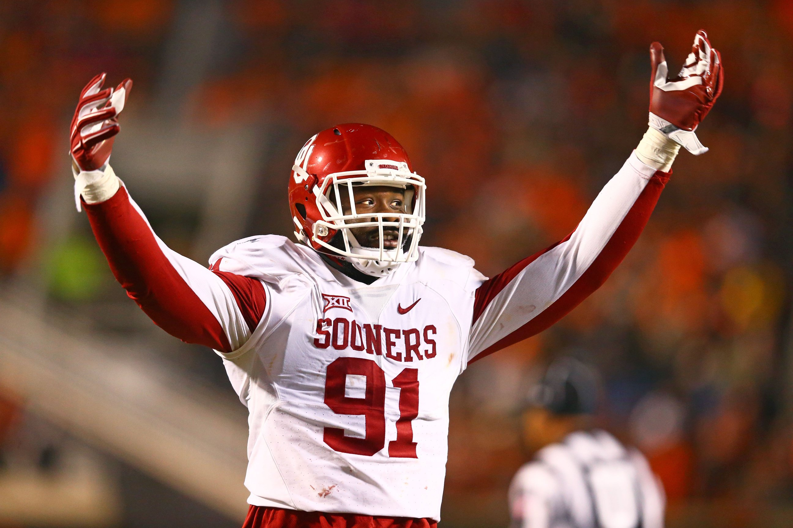 Cowboys Draft - Charles Tapper 1