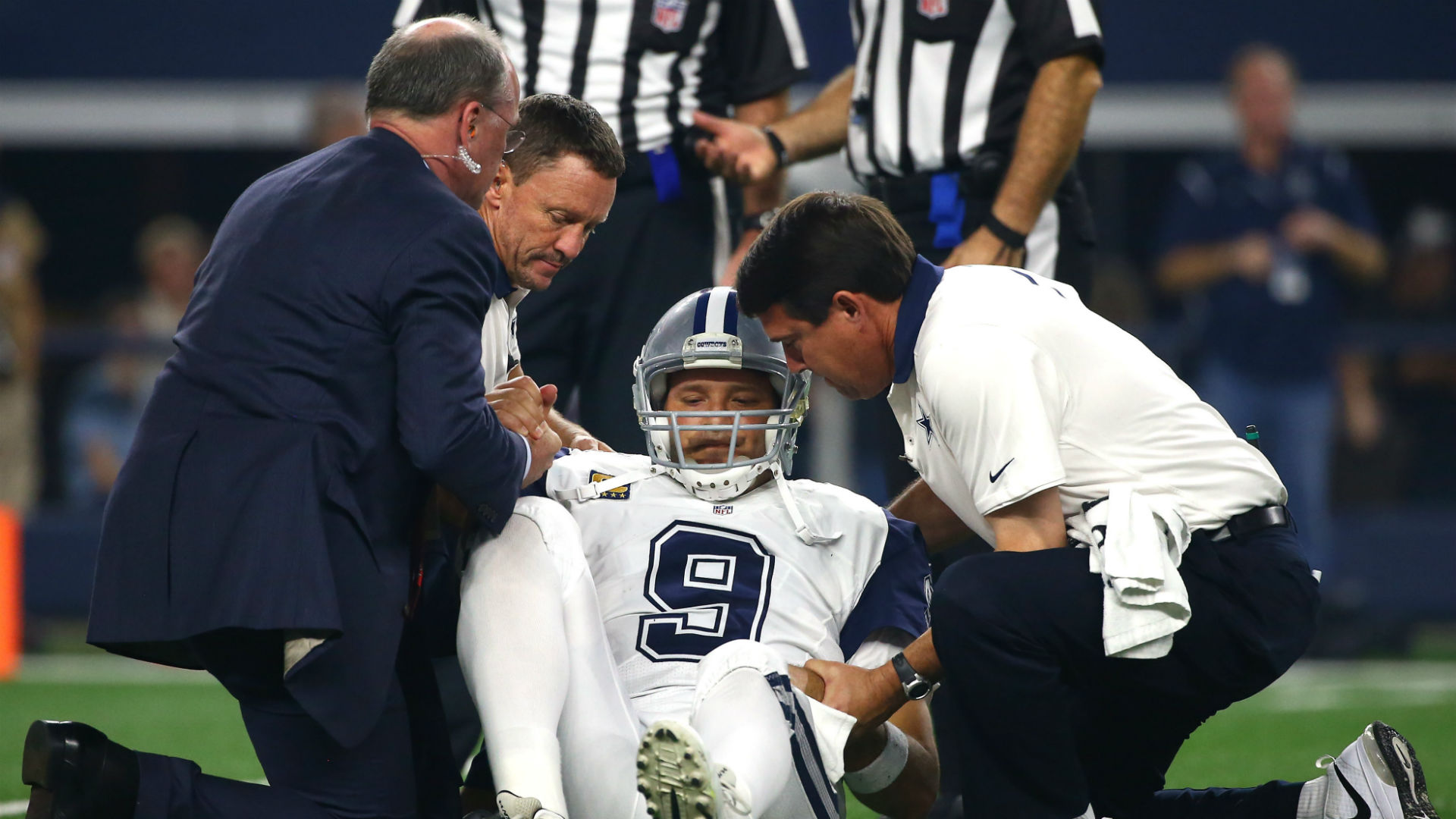 Cowboys Headlines - Dallas Cowboys: Backup Quarterback Still A Concern?