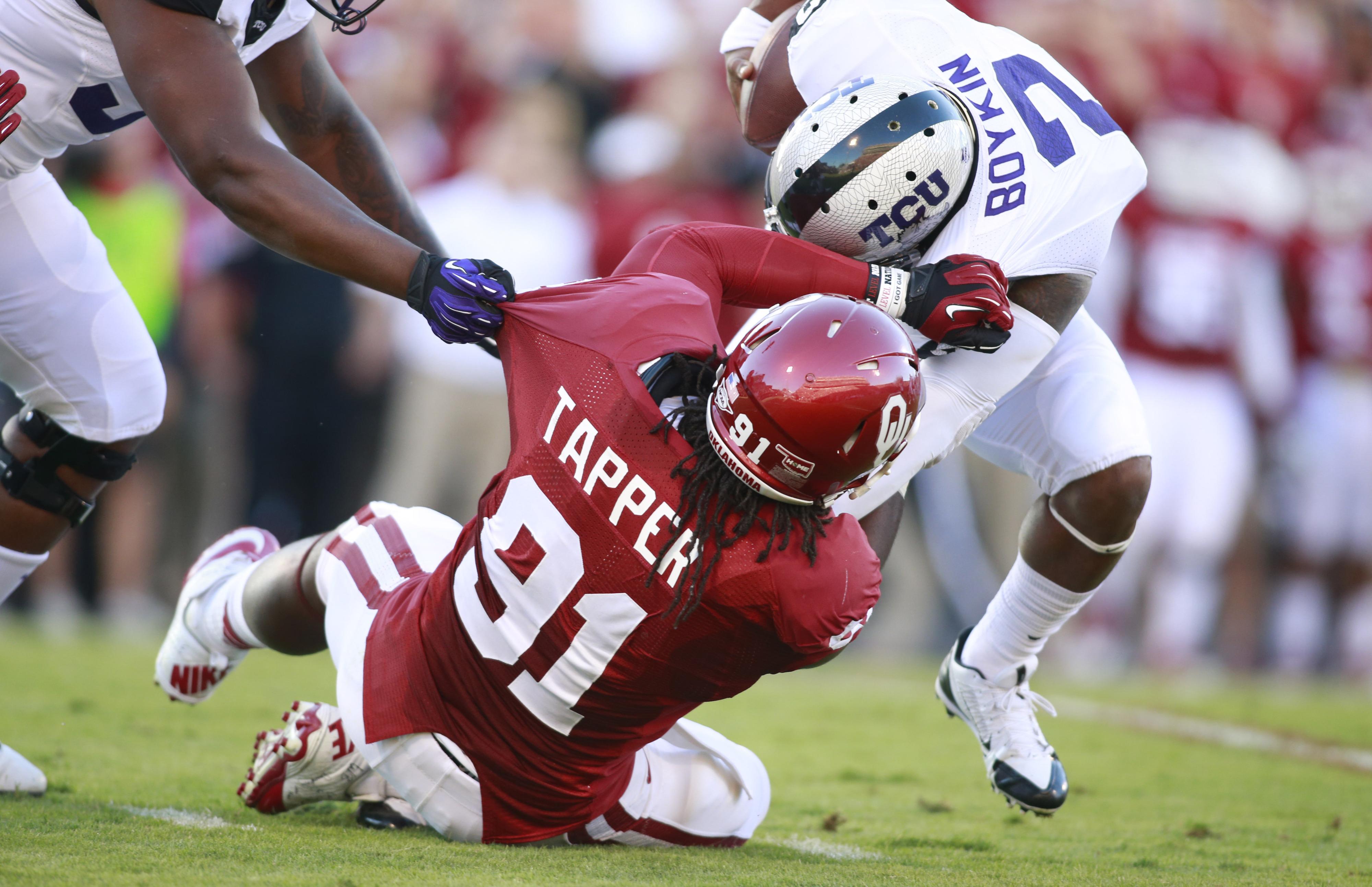 Cowboys Headlines - Does Charles Tapper Start Week 1? 2