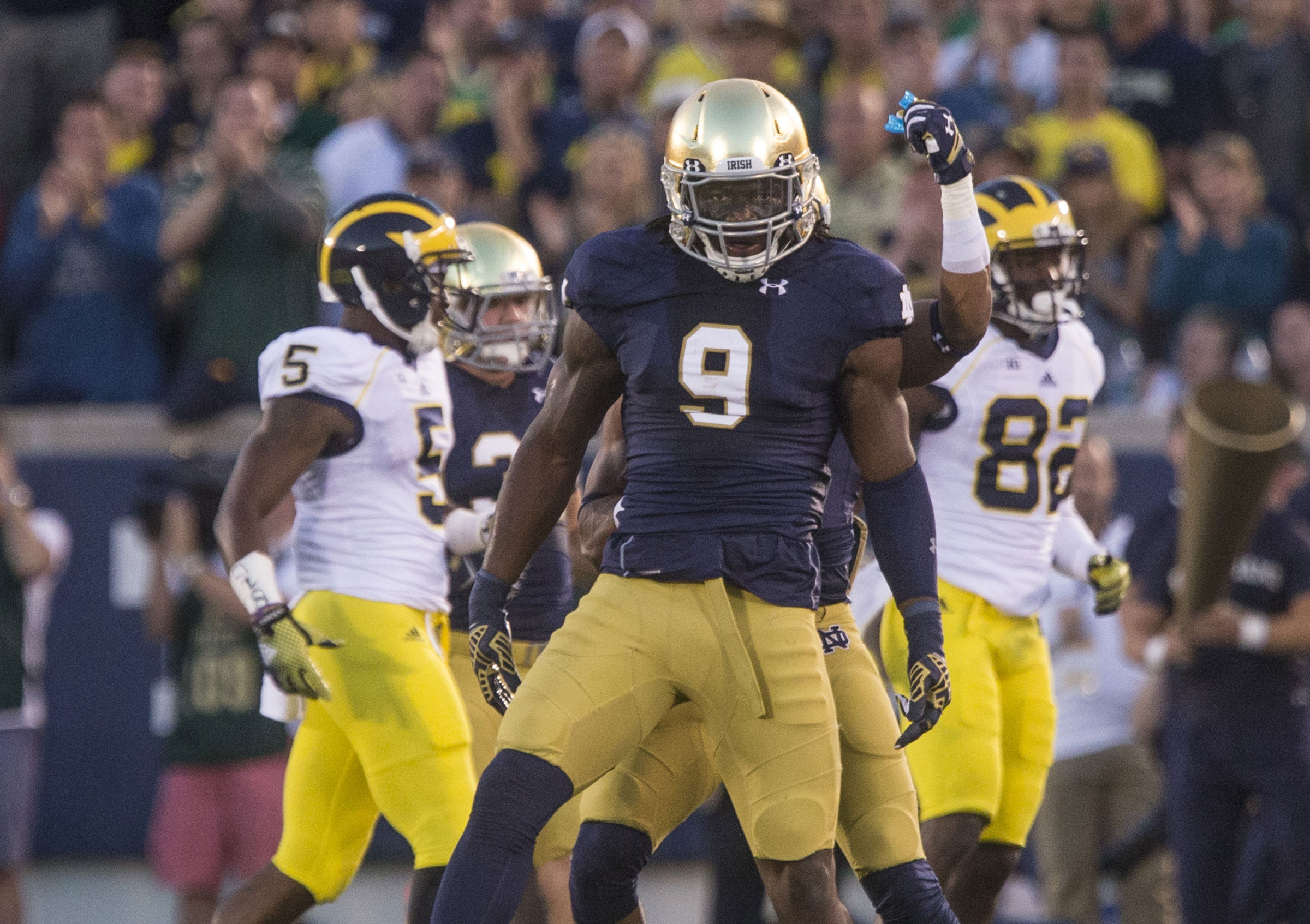 Cowboys Draft - Draft Film Review: Cowboys LB Jaylon Smith