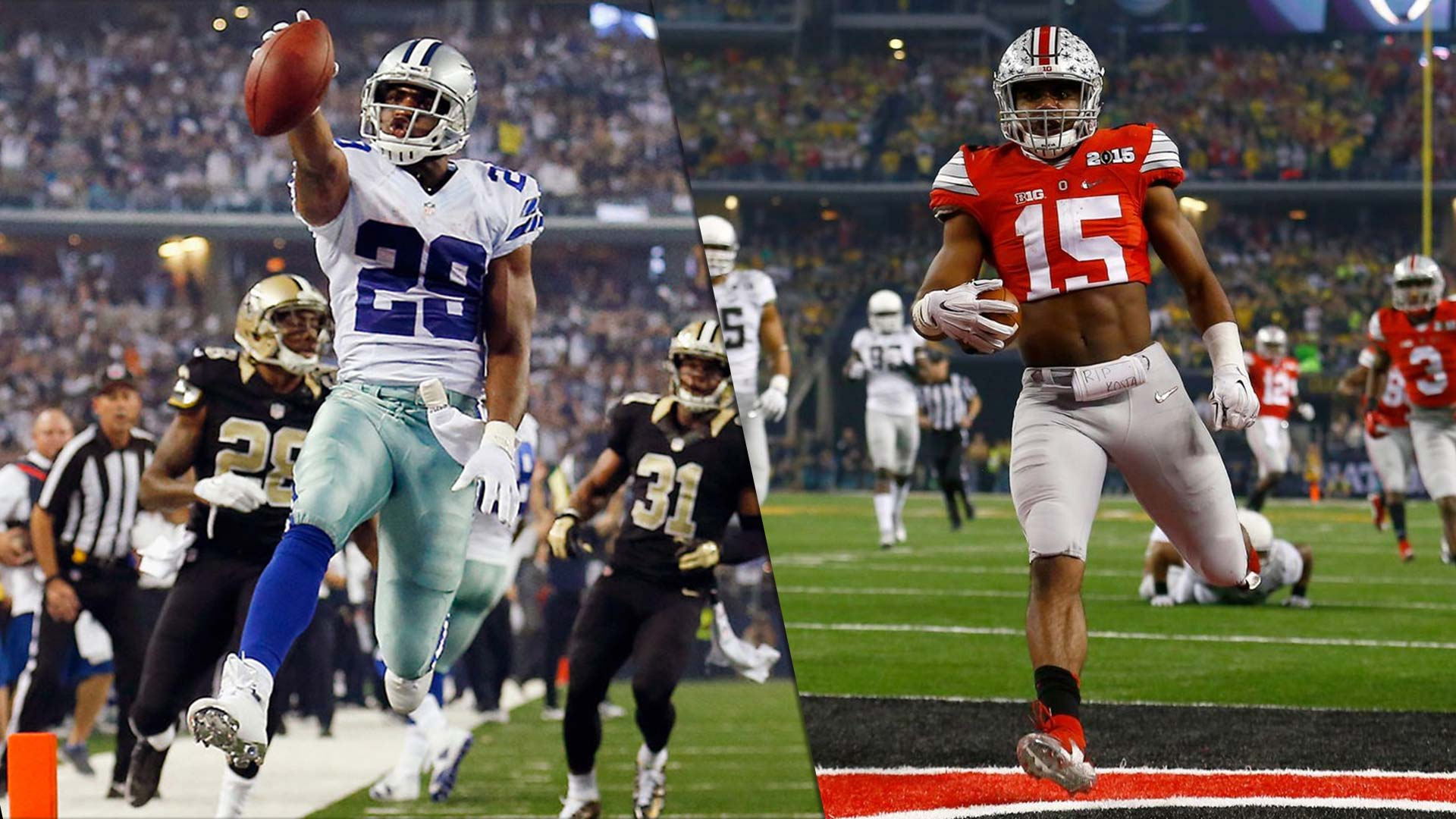29994b950 Cowboys Headlines - Fantasy Football  Is Ezekiel Elliott a First Round Pick