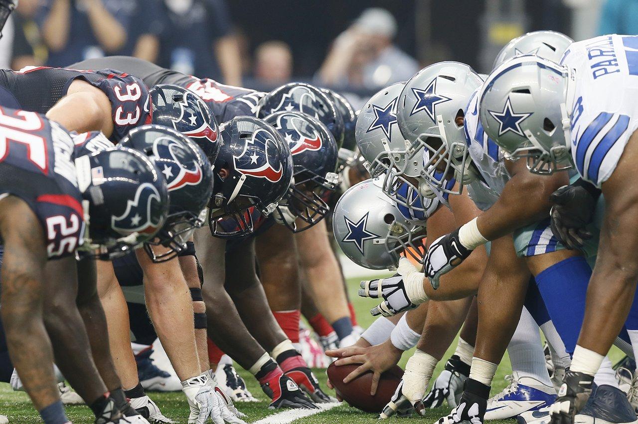 - Cowboys Vs Texans