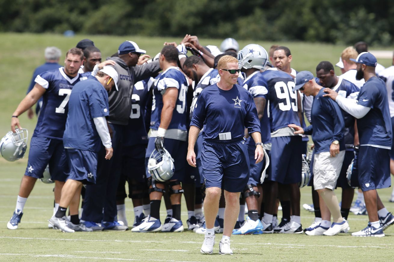 Cowboys Headlines - Cowboys Mini-Camp: Day 1 Takeaways