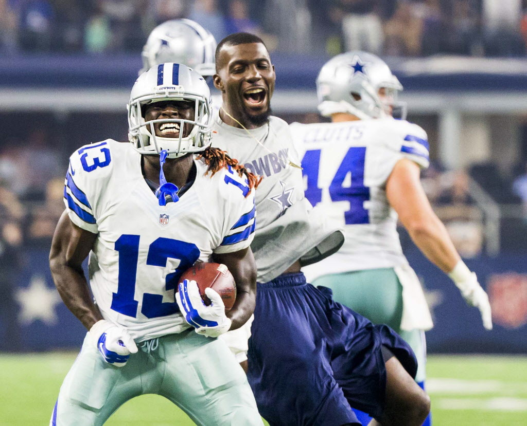 NFL Jerseys - Surprise Cuts: 5 Cowboys Battling For Life After Camp | Inside The ...