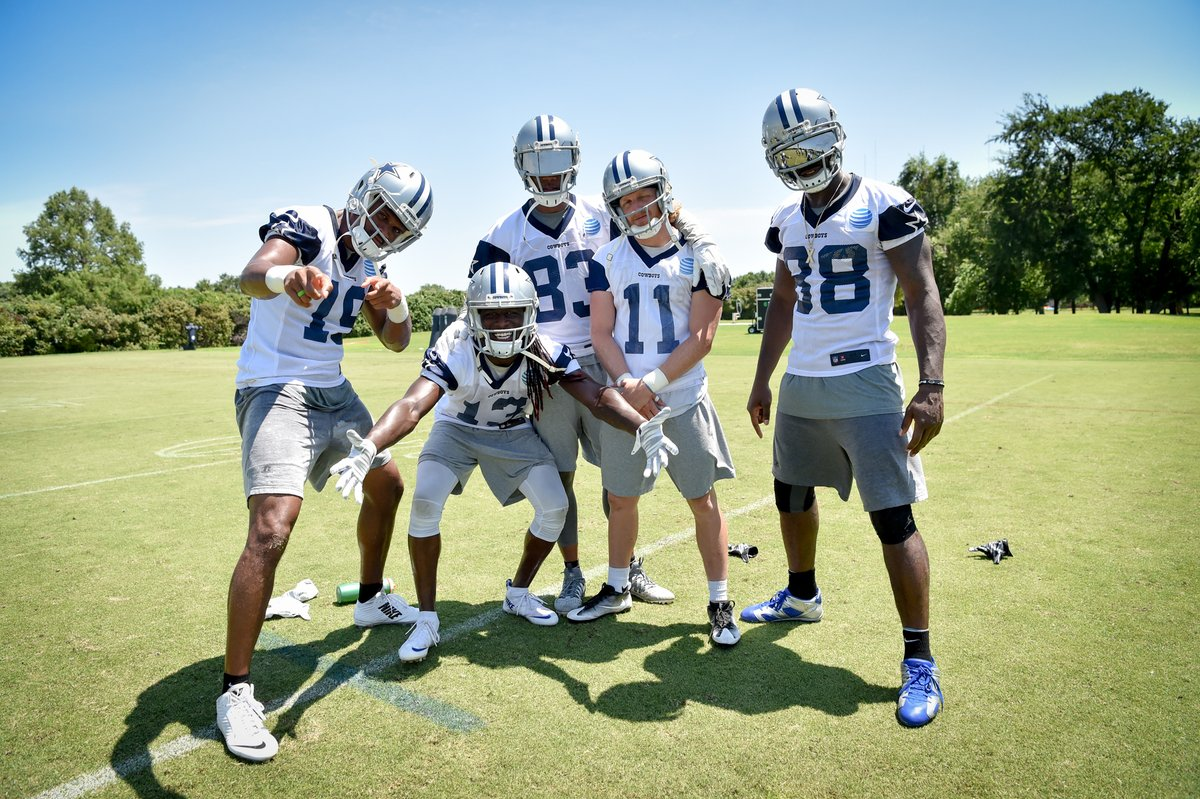 Cowboys Headlines - Dallas Cowboys: Training Camp Position Battles