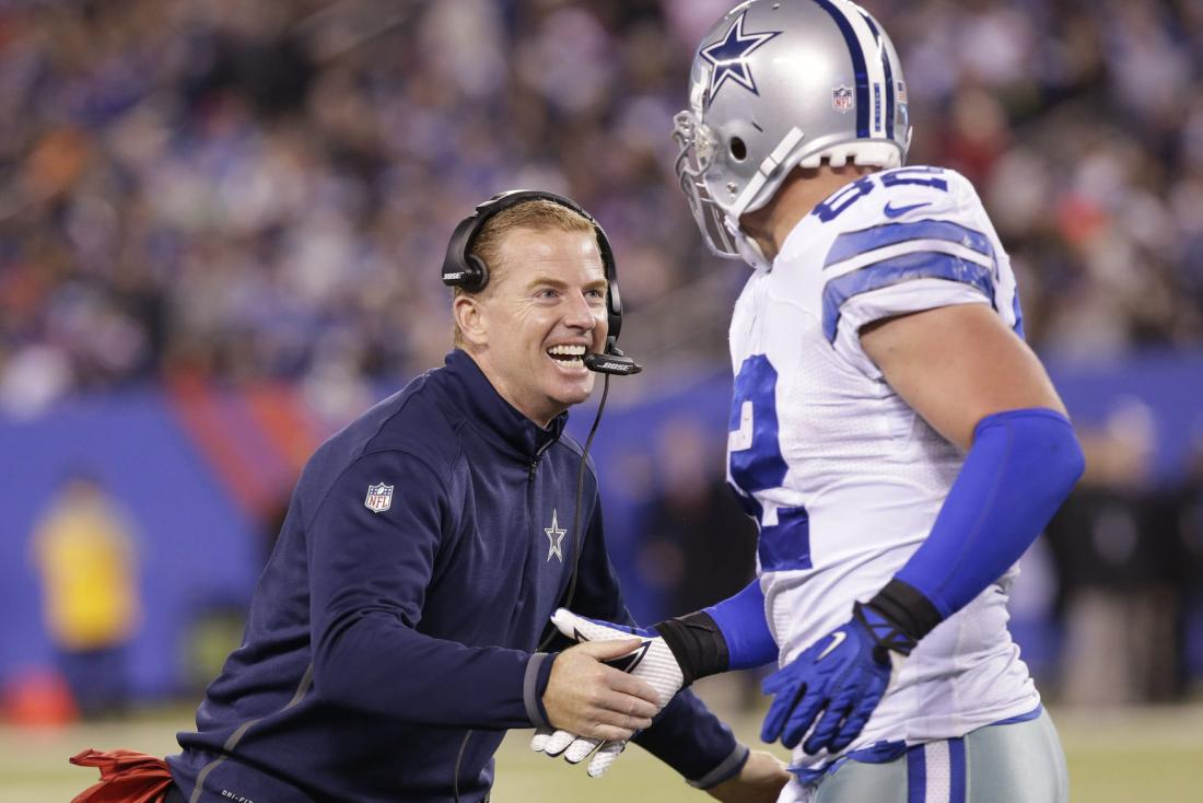 Cowboys Headlines - ESPN Marks Jason Witten as Future Cowboys Head Coach