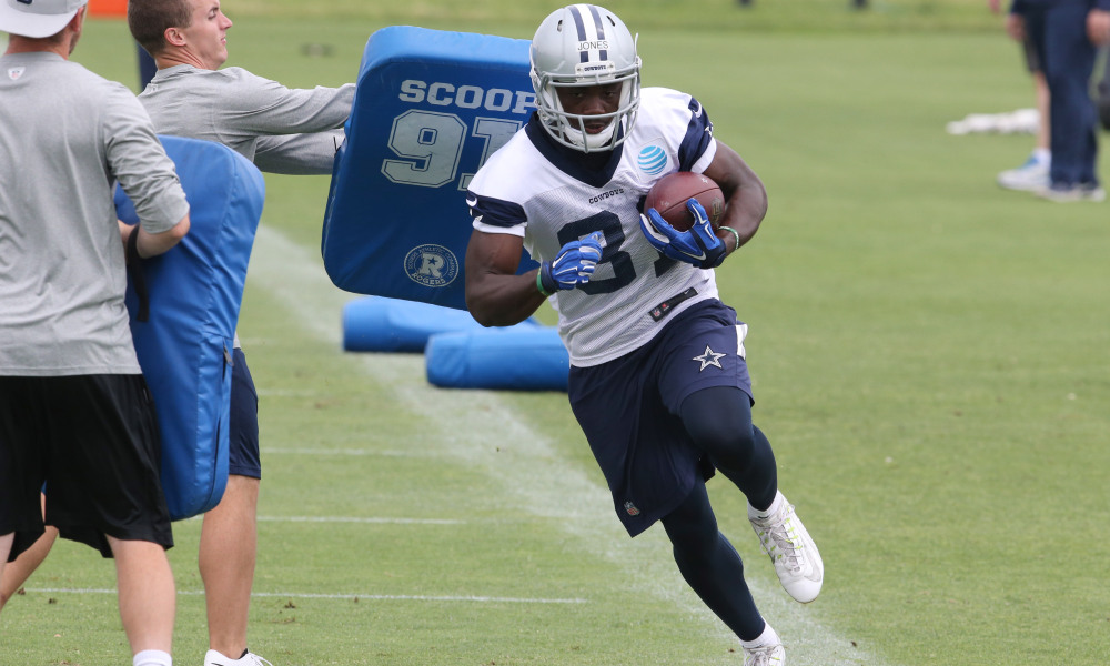 NFL Jerseys - Is Lucky Whitehead's Roster Spot Secure? | Inside The Star