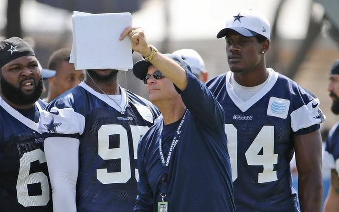 "Cowboys Headlines - Marinelli on Randy Gregory: ""I'm Training him Like It's his Opening Season"""