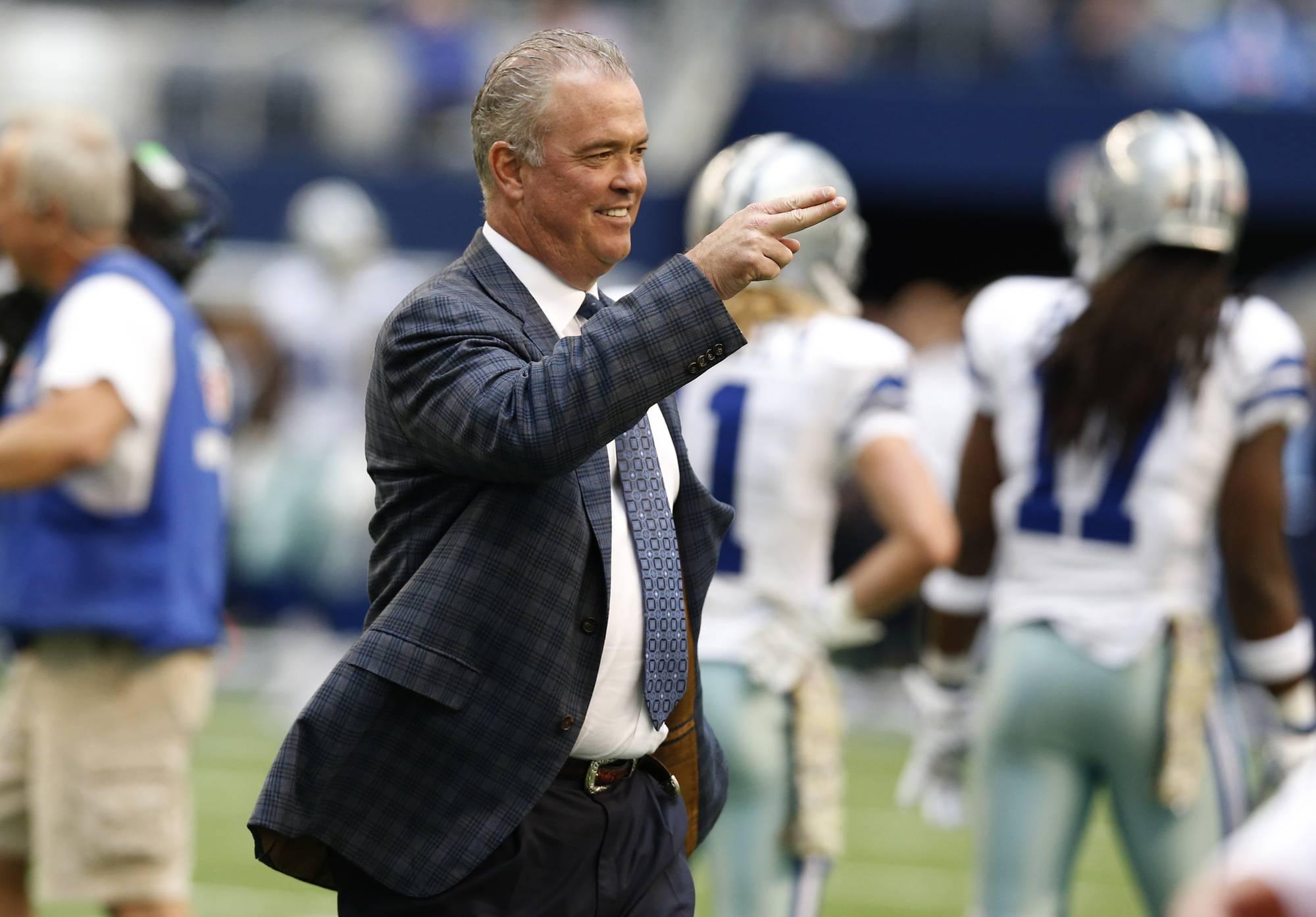 Cowboys Headlines - Stephen Jones Worried About Losing Cowboys Fans
