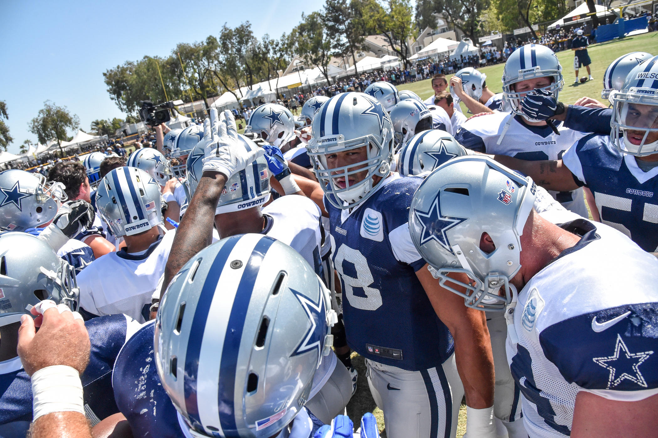 Cowboys Headlines - 53rd Man: Who Has The Edge For The Cowboys' Final Spot?